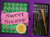 Inside the Unofficial Harry Potter Sweet Shoppe Kit