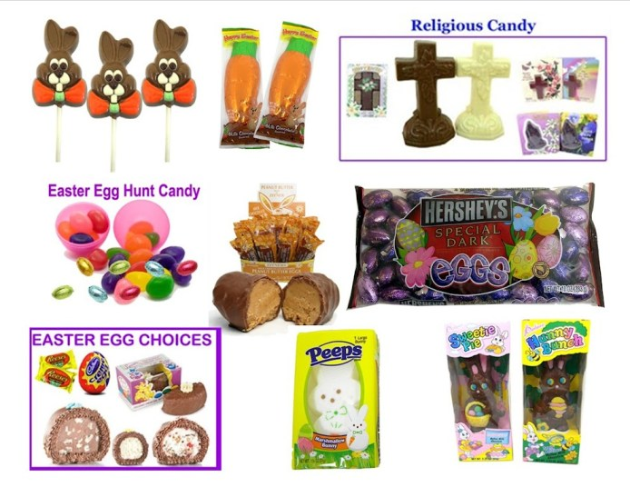 chocolate Easter candy