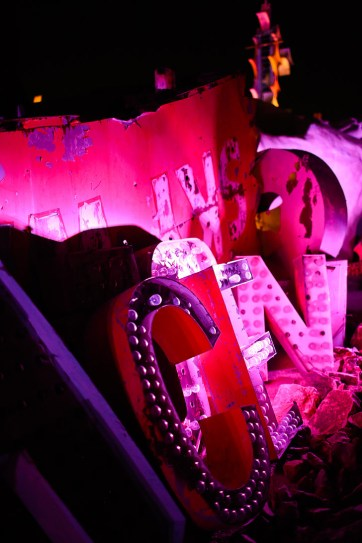 Neon Museum Las Vegas // Things to Do Las Vegas.