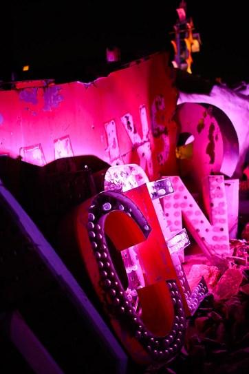 Neon Museum Las Vegas // Things to Do Las Vegas.