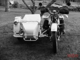 Side-car BMW R100