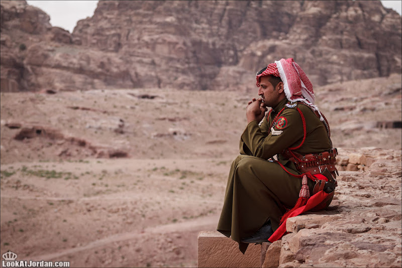 Такие разные иорданцы / Страж