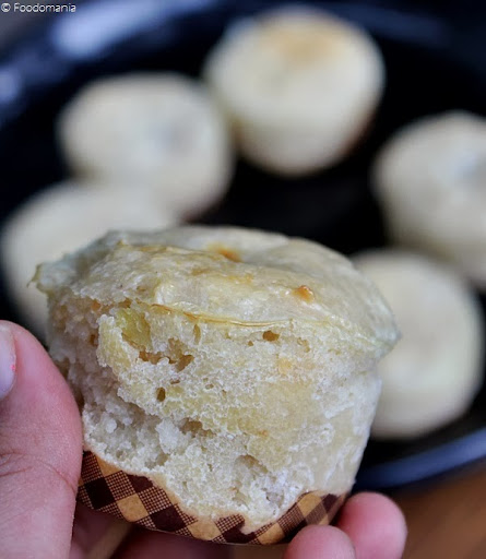 potato bread rolls