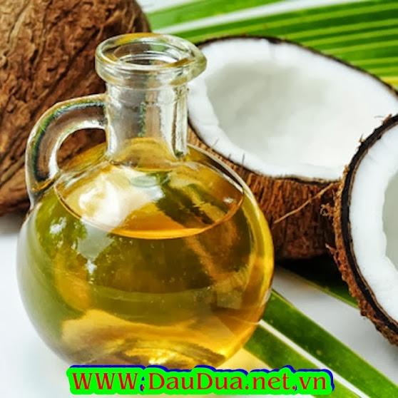Dầu dừa nguyên chất giúp dưỡng da và chống khô da vào mùa đông - mùa lạnh hiệu quả và an toàn
