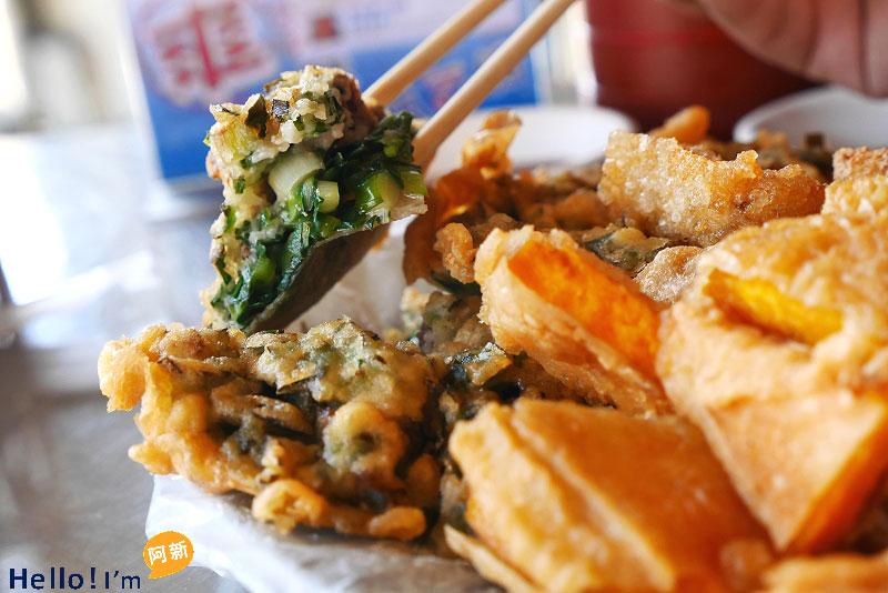 南屯廟口炸粿-2