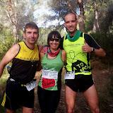 II Media Maratón de Montaña Granadella Trail (16-Febrero-2014)