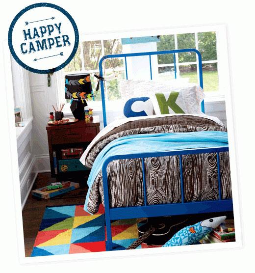 Decoración dormitorios infantiles.