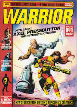 Warrior Issue 1