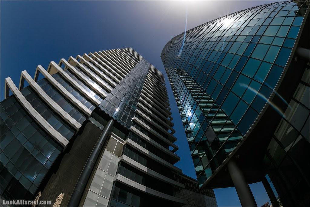Тель Авивские небоскребы - Ротшильд 1
