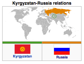Kyrgyzstan - Russia Relations
