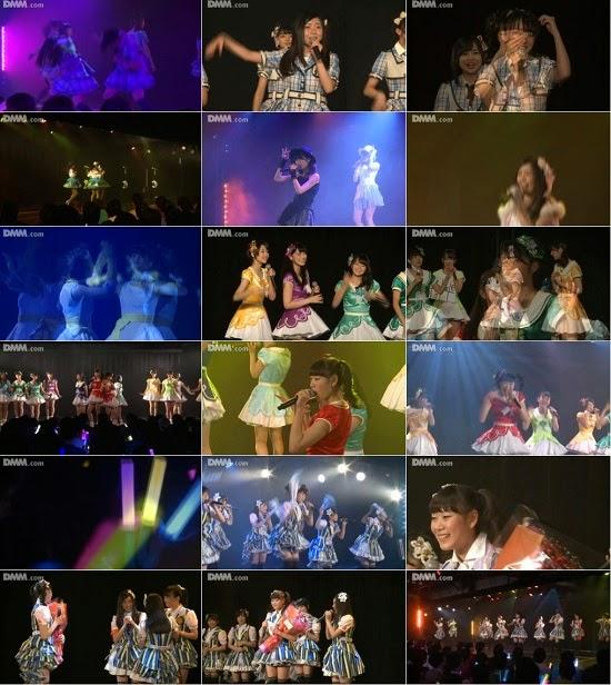 (LIVE)(公演) SKE48 アップカミング公演~秋~ 井田玲音名の生誕祭 141215