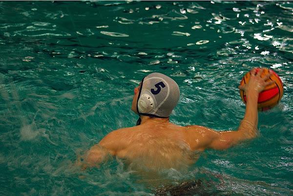Goewaart Oplinus, Waterpoloteam Roeselare