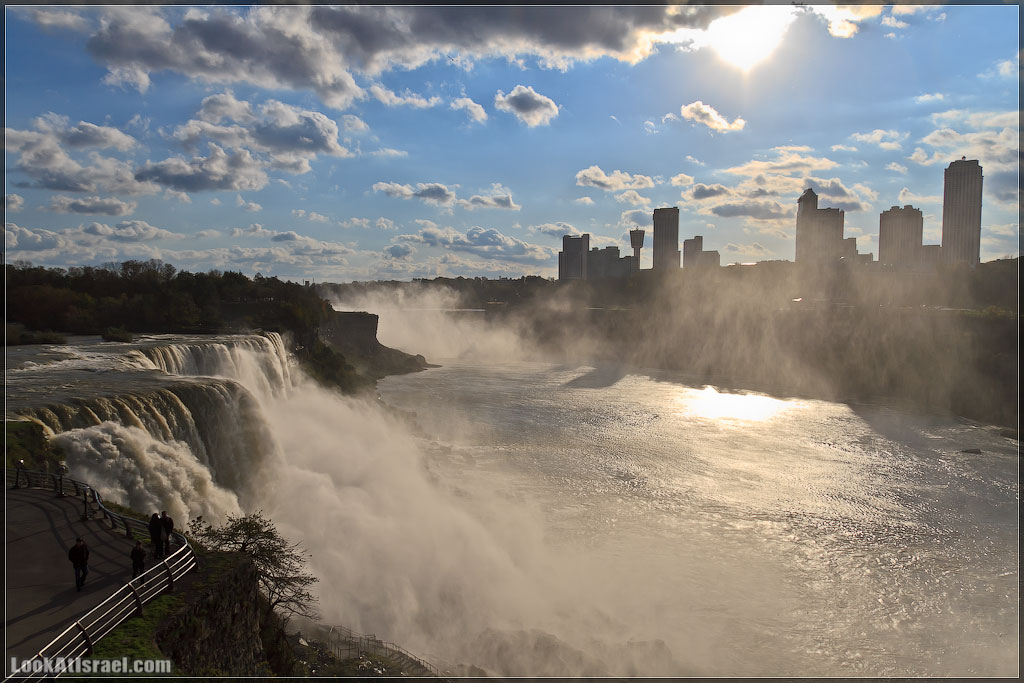 Ниагарские водопады | Niagara Falls | מפלי הניאגרה