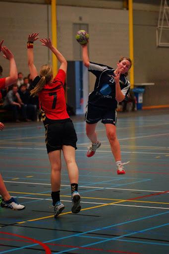 handbal dames Roeselare