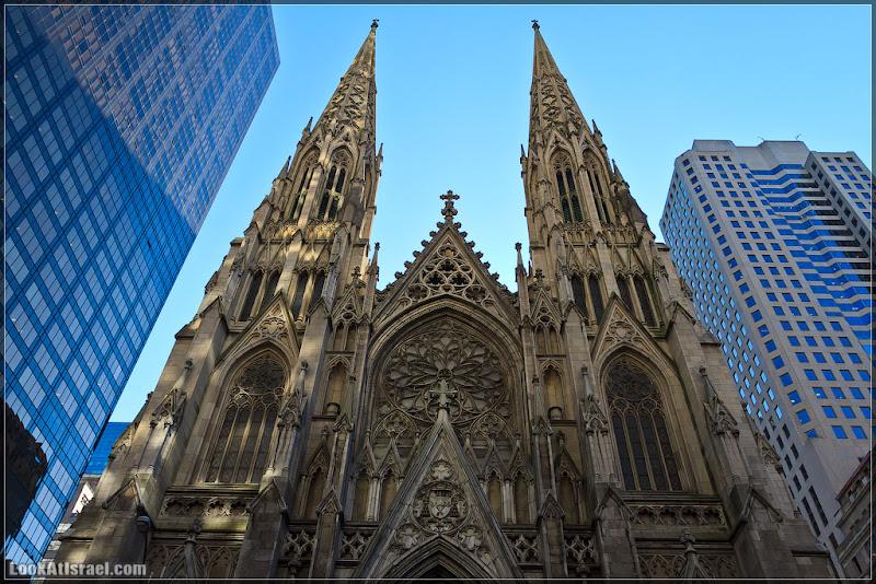 Америка 2.0 / Нью Йорк, Собор Святого Патрика