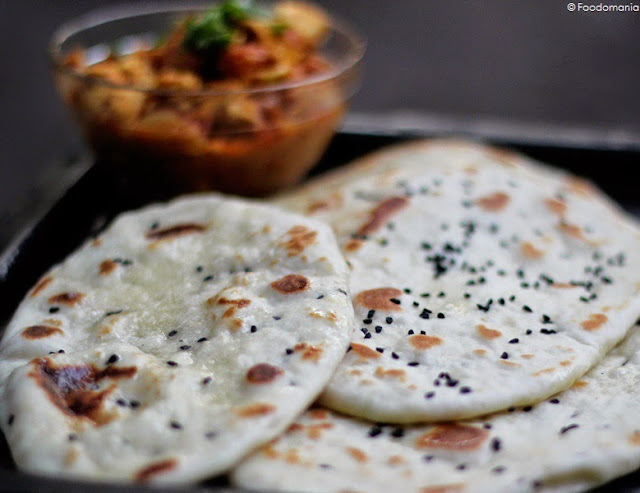 How To Make Naan At Home (with Yeast