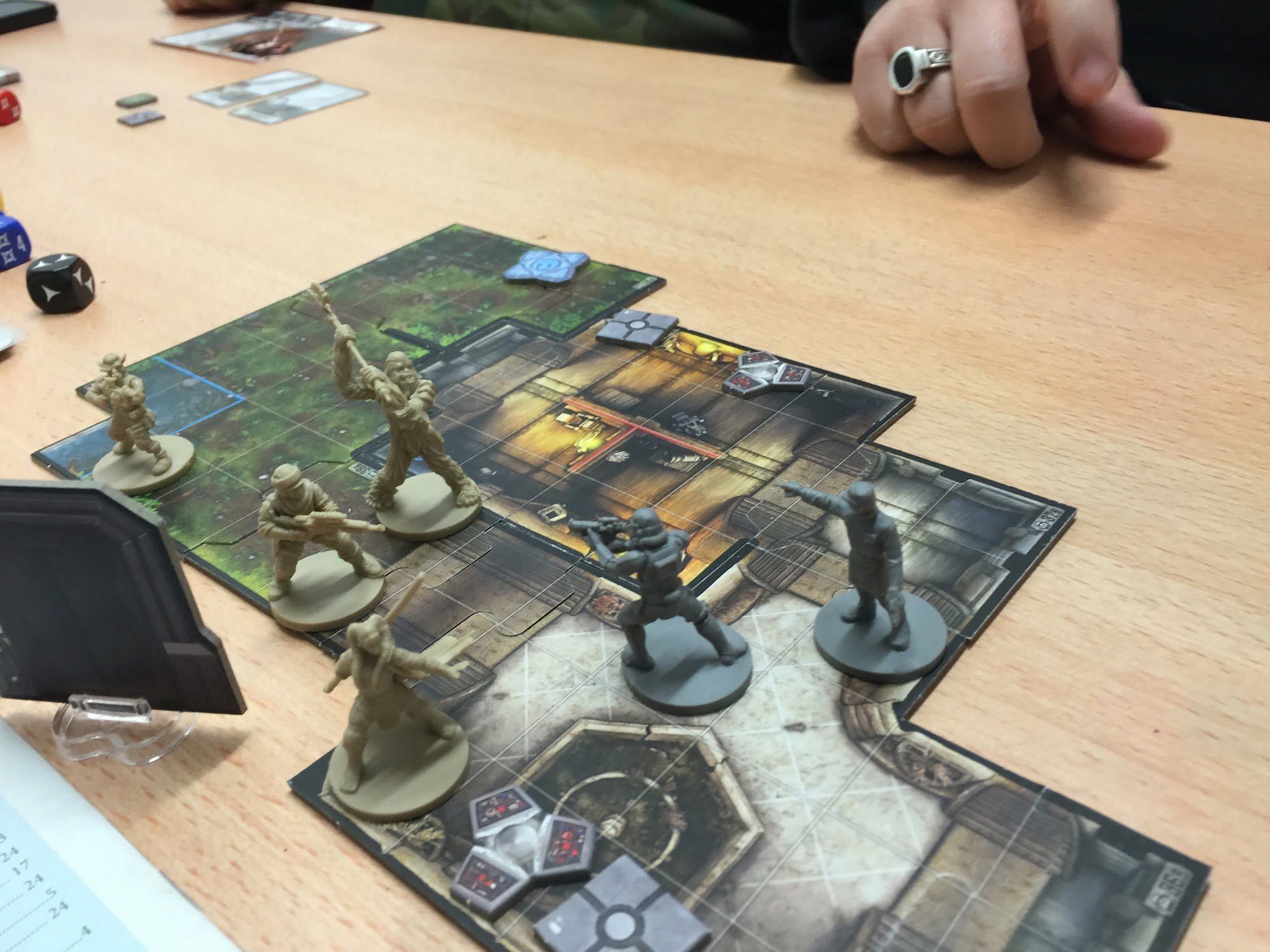 star Wars, Imperial Assault, Crying Grumpies