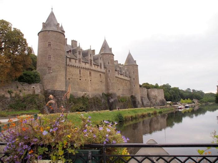 Josselin's castle