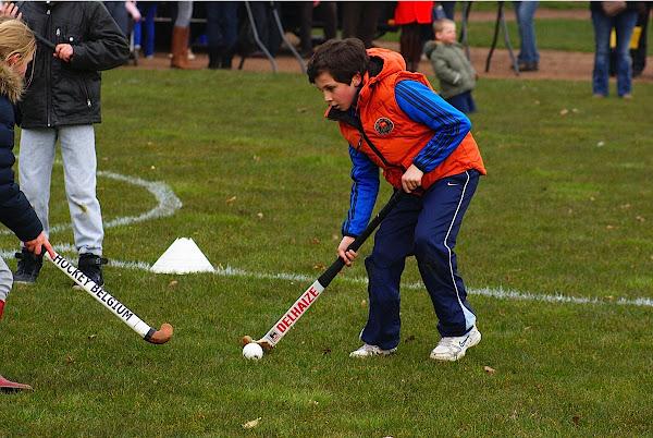 Hockey spelen in Roeselare