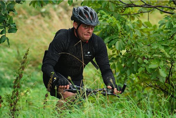 Mountainbiken tijdens West-Vlaanderens Mooiste Roeselare Fietst