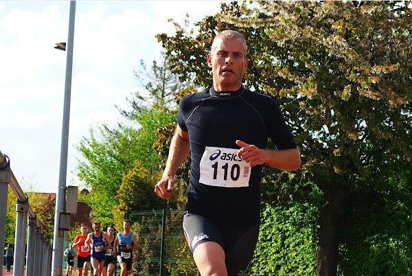 Olivier Vermeersch, 10 km prestatieloop, Krottegemse Corrida 2013, Roeselare Loopt