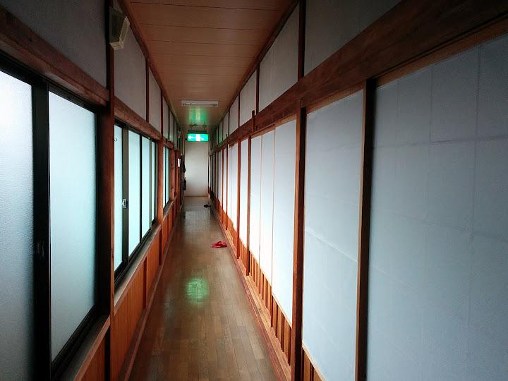 Habitaciones en templo Yochi-in de Koyasan