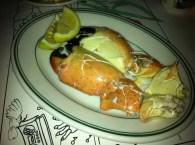 Stone Crabs at Joe's
