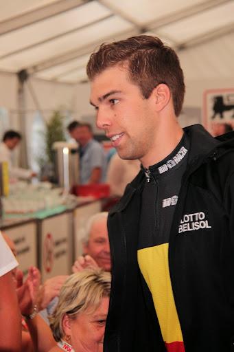 Belgisch Kampioen Jens Debusschere
