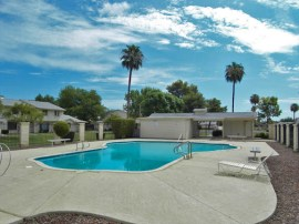 Tempe homes for sale community pool