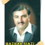 MUHAMMAD MAZHAR NIAZI