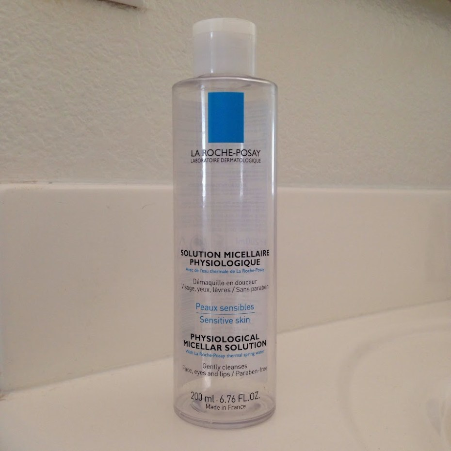 La Roche-Posay Physiological Micellar Solution with La Roche-Posay Thermal Spring Water