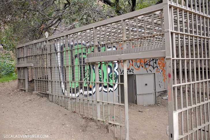 Griffith Park Abandoned Zoo.