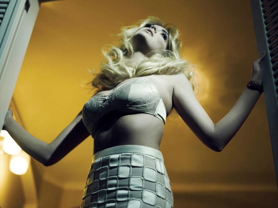 *凱特阿波頓(Kate Upton)化身復古女郎:登上V Magazine #81的2013春季號! 6