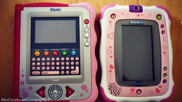 Storio vs Storio 2