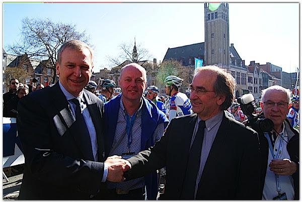 Yves Leterme, José Debels, Luc Martens
