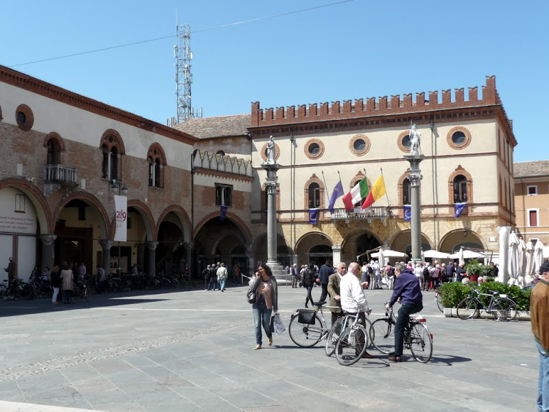 Stadswandeling in Ravenna (Verlof Emilia-Romagna mei 2011) (5/6)