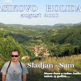 Sladjan-Sam  ILIC --Jasikovo Holiday 2010