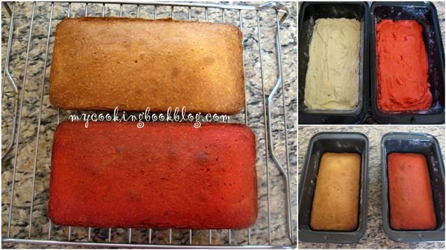 Торта Батенберг (Battenberg Cake)