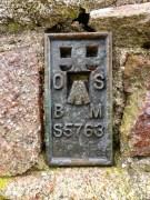 Hooker Crag - Muncaster Fell Trig Point S5763