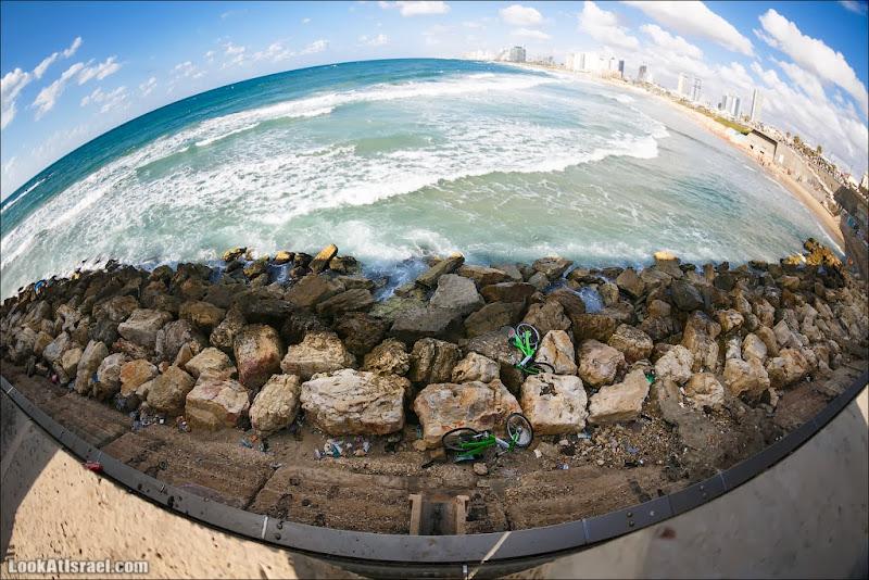 Одно фото с планеты разбитых велосипедов