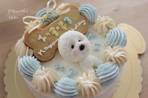 自製·狗狗·自製狗狗生日蛋糕 – 青蛙堂部落格