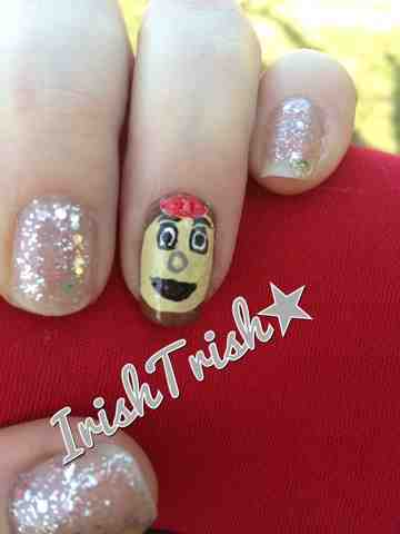 Ohio State Nail Art I M A Big Buckeye Fan Crazy About Brutus So Here Are Few Looks To Show Your Spirit