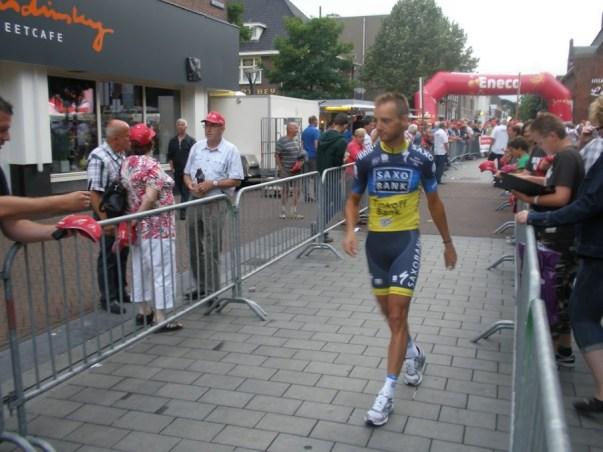 Karsten Kroon van Saxobank