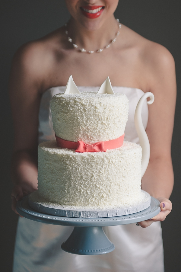 Modern Cat Bridal Shower Inspiration Tidewater And Tulle