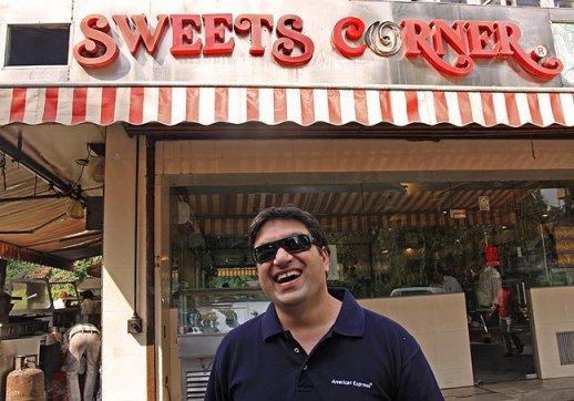 good snack shops in delhi