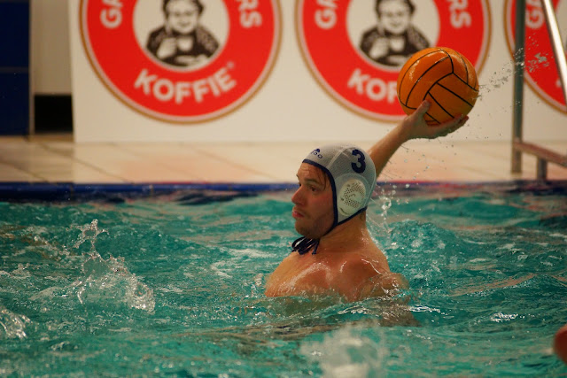 Dries De Bree, waterpolo Roeselare