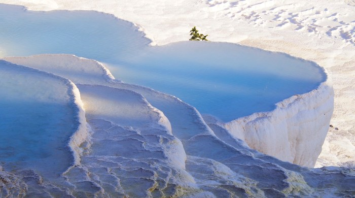 More pretty pictures from Pamukkale