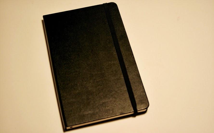 Notitieboekje van Moleskine