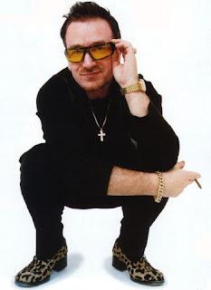 Bono U2 POP Era 1