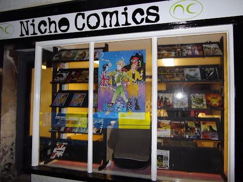 Niche Comics, Huntingdon